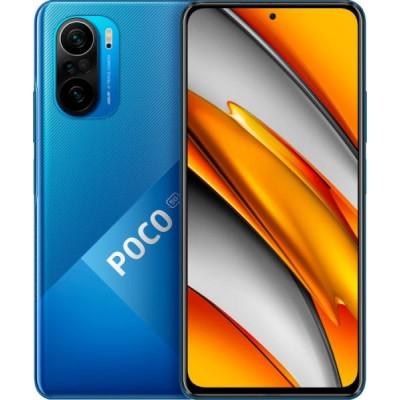Xiaomi Pocophone F3 5G Dual Sim 256GB 8GB RAM - Kék