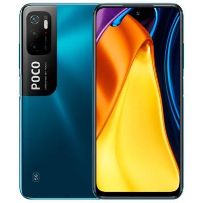 Xiaomi Pocophone M3 Pro 5G Dual Sim 64GB 4GB RAM - Kék