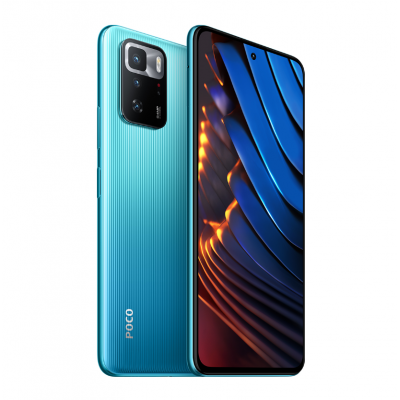 Xiaomi Pocophone X3 GT 5G Dual Sim 128GB 8GB RAM - Kék