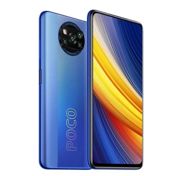 Xiaomi Pocophone X3 Pro Dual Sim 256GB 8GB RAM - Kék