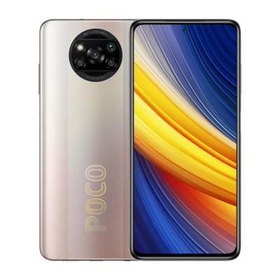 Xiaomi Pocophone X3 Pro Dual Sim 128GB 6GB RAM - Bronz