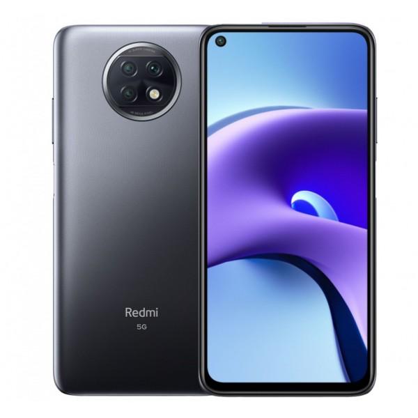 Xiaomi Redmi Note 9T 5G Dual sim 128GB 4GB RAM -Fekete