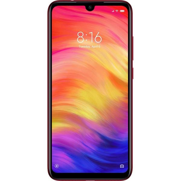 Xiaomi Redmi Note 7 Dual Sim 32GB 3GB RAM - Piros (Nebula Red)