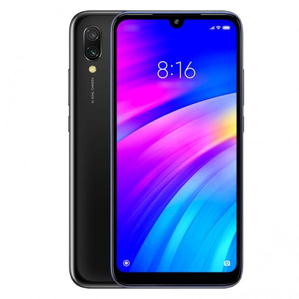 Xiaomi Redmi 7 Dual Sim 64GB 3GB RAM - Fekete