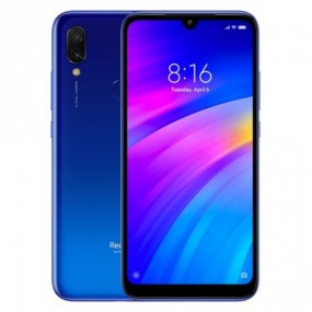 Xiaomi Redmi 7 Dual Sim 32GB 3GB RAM - Kék