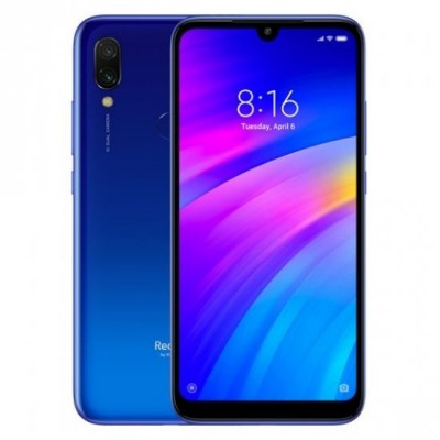Xiaomi Redmi 7 Dual Sim 16GB 2GB RAM - Kék