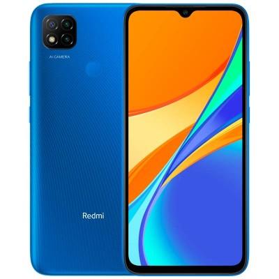 Xiaomi Redmi 9C Dual Sim 64GB 3GB RAM - Kék