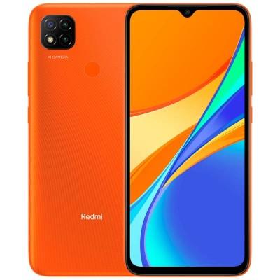 Xiaomi Redmi 9C Dual Sim 64GB 3GB RAM - Narancs