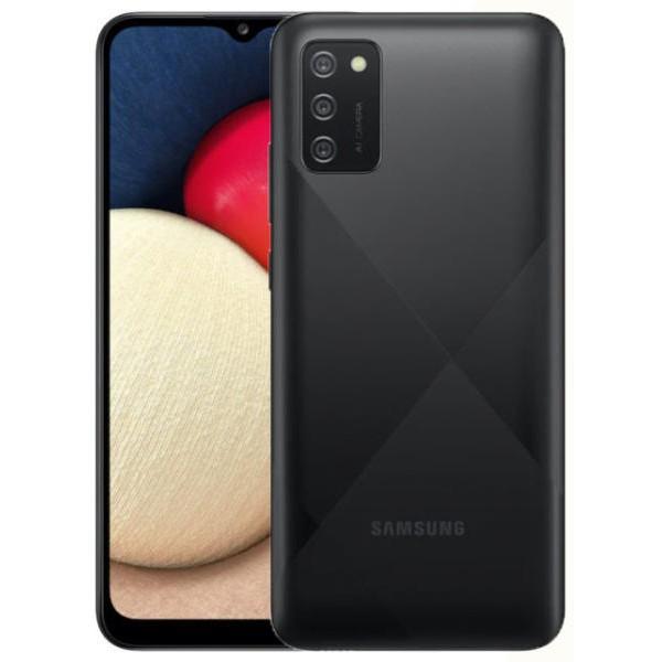 Samsung Galaxy A02S Dual Sim A025G 32GB 3GB RAM - Fekete