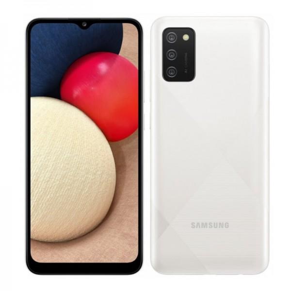 Samsung Galaxy A02S Dual Sim A025G 32GB 3GB RAM - Fehér