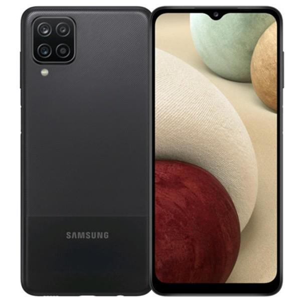 Samsung Galaxy A12 Dual Sim 64GB 4GB RAM - Fekete