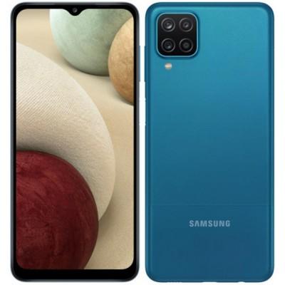 Samsung Galaxy A12 Dual Sim 128GB 4GB RAM - Kék