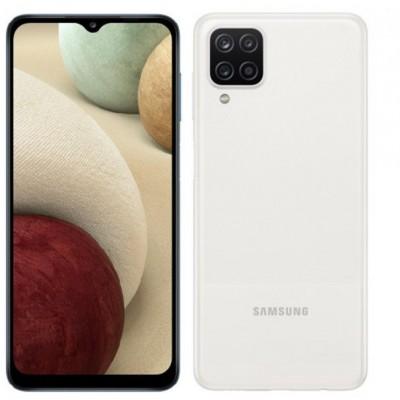 Samsung Galaxy A12 Dual Sim 128GB 4GB RAM - Fehér