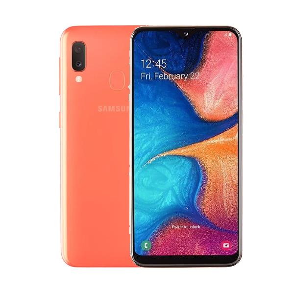 Samsung Galaxy A20e Dual Sim SM-A202 32GB 3GB RAM - Korall