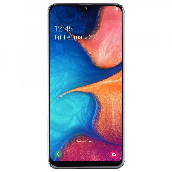 Samsung Galaxy A20e Dual Sim SM-A202 32GB 3GB RAM - Fehér