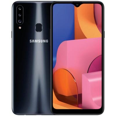 Samsung Galaxy A20S Dual Sim A207F 32GB 3GB RAM - Fekete