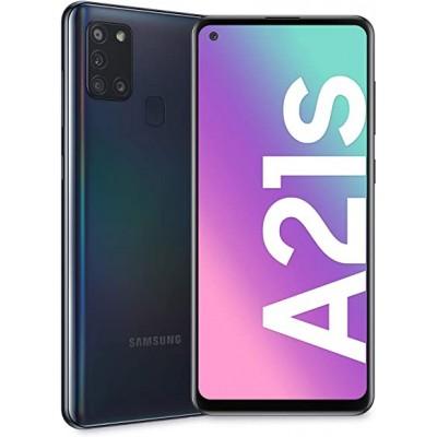 Samsung Galaxy A21S Dual Sim A217F 32GB 3GB RAM - Fekete
