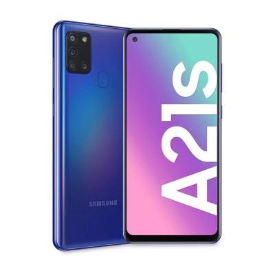 Samsung Galaxy A21S Dual Sim A217F 32GB 3GB RAM - Kék