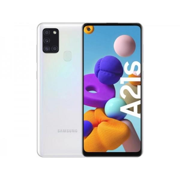 Samsung Galaxy A21S Dual Sim A217F 32GB 3GB RAM - Fehér