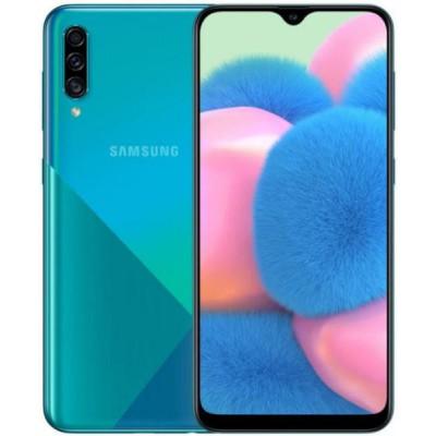 Samsung Galaxy A30S Dual Sim A307GN 128GB 4GB RAM - Zöld