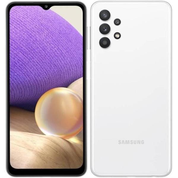 Samsung Galaxy A32 5G Dual Sim A326 128GB 4GB RAM - Fehér