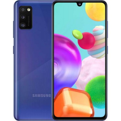 Samsung Galaxy A41 Dual Sim A415 64GB 4GB RAM - Kék