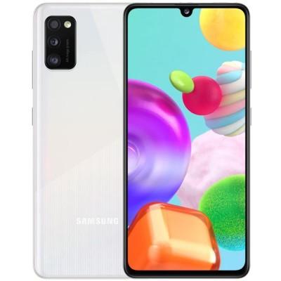 Samsung Galaxy A41 Dual Sim A415 64GB 4GB RAM - Fehér