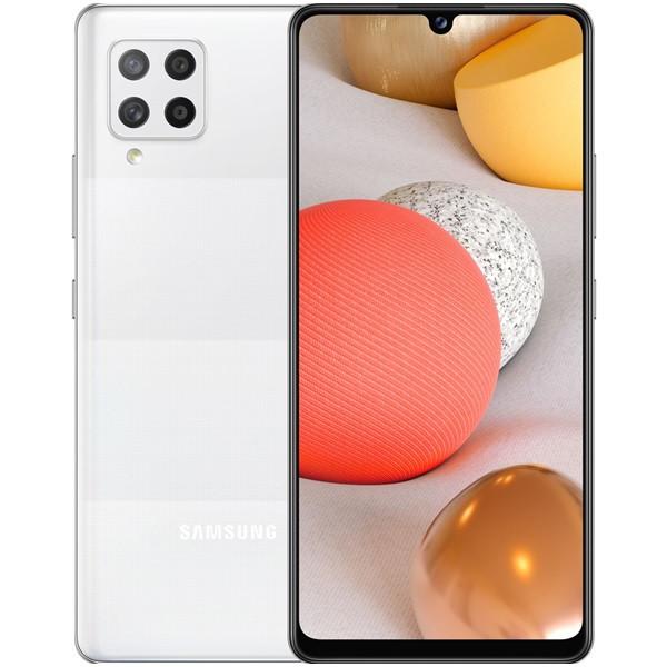 Samsung Galaxy A42 5G Dual Sim A426B 128GB 4GB RAM - Fehér