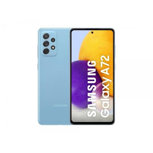 Samsung Galaxy A72 Dual Sim A725 128GB 6GB RAM - Kék