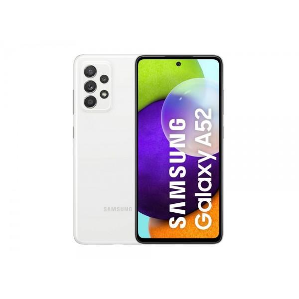 Samsung Galaxy A72 Dual Sim A725 128GB 6GB RAM - Fehér