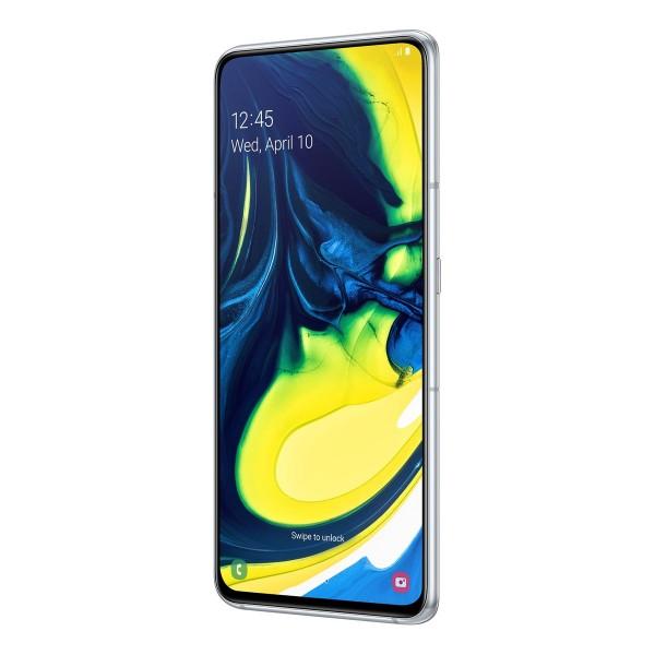 Samsung Galaxy A80 A805F Dual Sim 128GB 6GB RAM - Fehér
