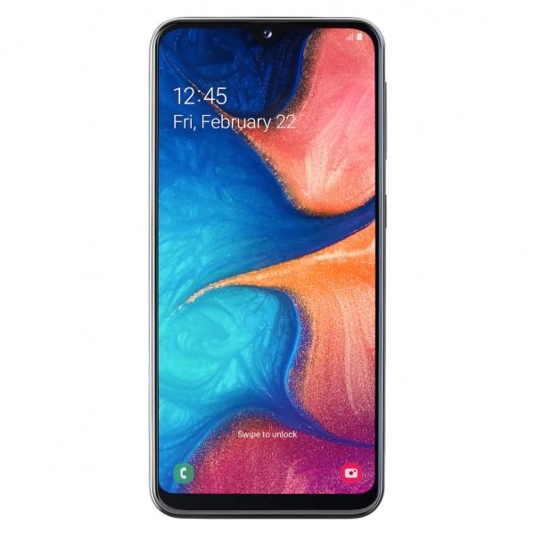Samsung Galaxy A20e Dual Sim SM-A202 32GB 3GB RAM - Fekete