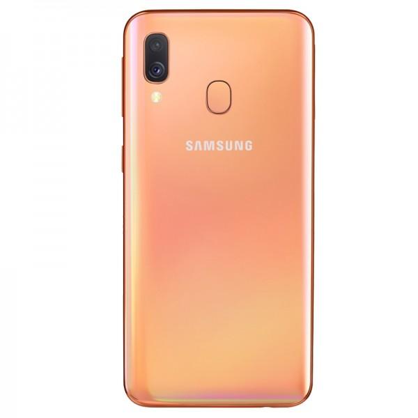 Samsung Galaxy A40 Dual Sim 64GB 4GB RAM - Korall