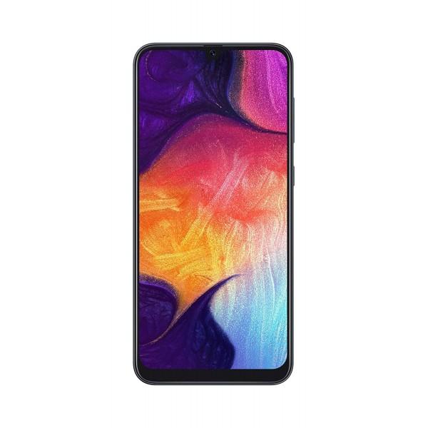 Samsung Galaxy A50 Dual Sim 128GB 4GB RAM - Fekete