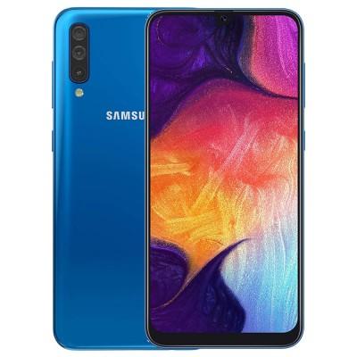 Samsung Galaxy A50 Dual Sim 128GB 4GB RAM - Kék