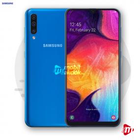 Samsung Galaxy A70 Dual Sim 128GB 6GB RAM - Kék