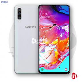 Samsung Galaxy A70 Dual Sim 128GB 6GB RAM - Fehér
