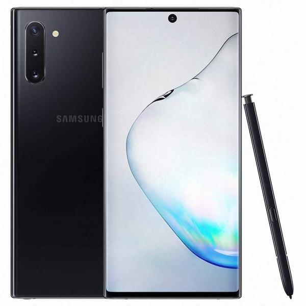 Samsung Galaxy Note 10 N970F Dual Sim 256GB 8GB RAM - Fekete