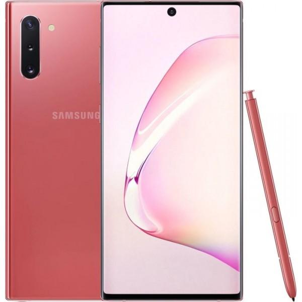 Samsung Galaxy Note 10 N970F Dual Sim 256GB 8GB RAM - Pink