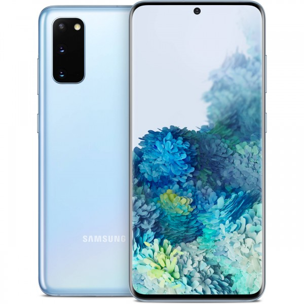 Samsung Galaxy S20 Dual SIM 128GB 8GB RAM G980F - Kék