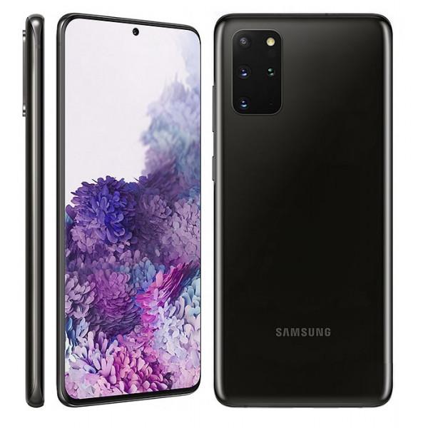 Samsung Galaxy S20 Plus Dual SIM 128GB 8GB RAM G985F - Fekete