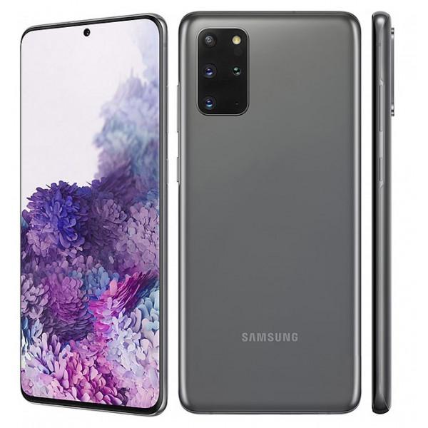 Samsung Galaxy S20 Plus Dual SIM 128GB 8GB RAM G985F - Szürke