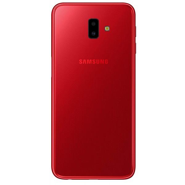 Samsung Galaxy J6 Plus (2018) J610F Dual Sim - Piros