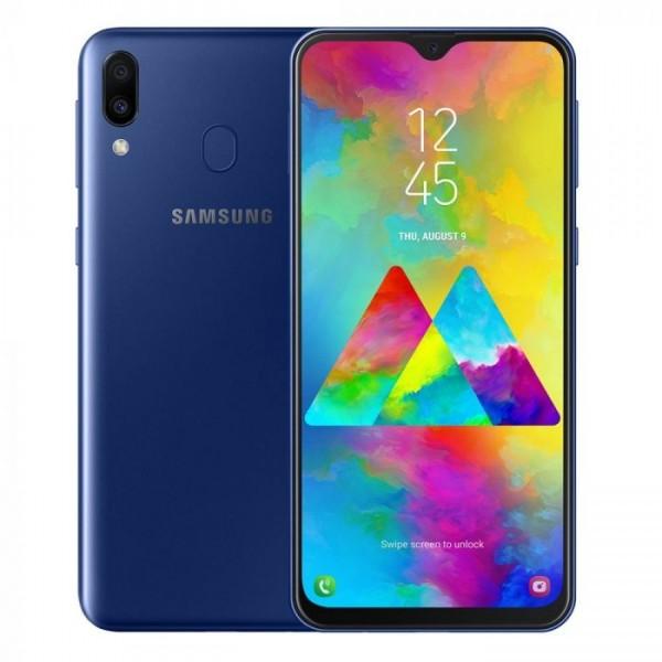 Samsung Galaxy M20 Dual-SIM M205F 64GB 4GB RAM - Kék