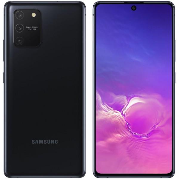 Samsung Galaxy S10 Lite 128GB 8GB RAM Dual G770F - Fekete