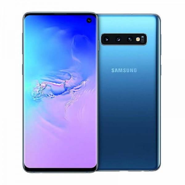 Samsung Galaxy S10 Dual Sim 128GB - Kék