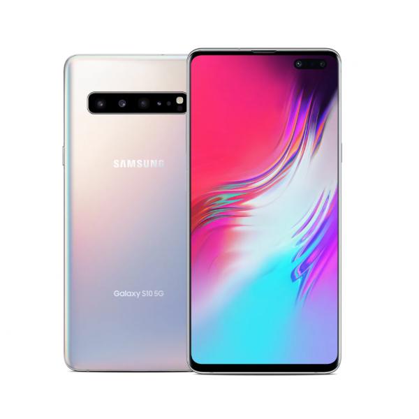 Samsung Galaxy S10 Dual Sim 128GB - Ezüst