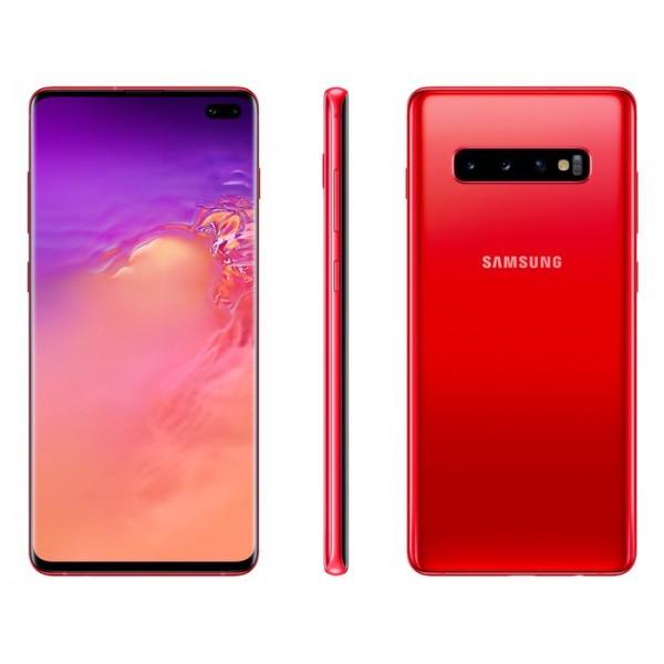 Samsung Galaxy S10e Dual Sim 128GB - Piros