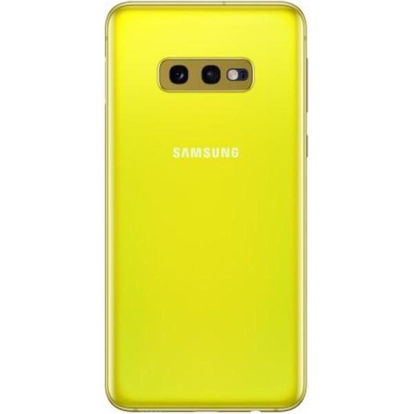 Samsung Galaxy S10e Dual Sim 128GB - Sárga