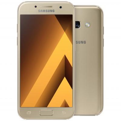 Samsung Galaxy A3 (2017) A320F 16GB LTE Arany homok